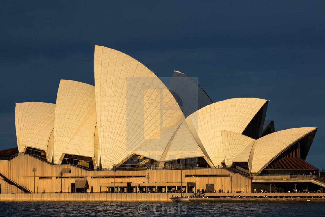 """Opera House Australia"" stock image"