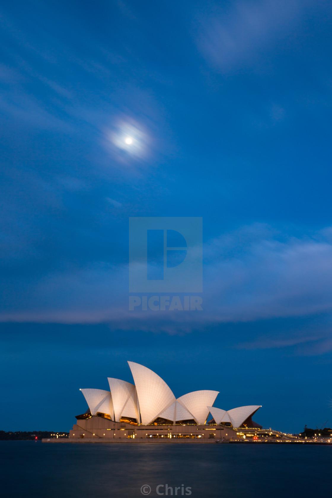 """Opera House Sydney Australia"" stock image"