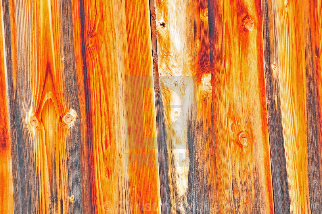 """""""Weathered wood - abstracts"""" stock image"""