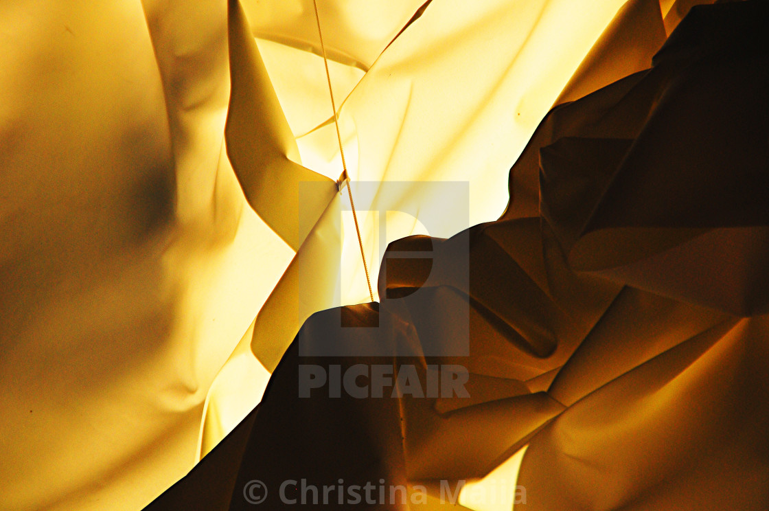 """""""Encounter of opposites - abstracts"""" stock image"""