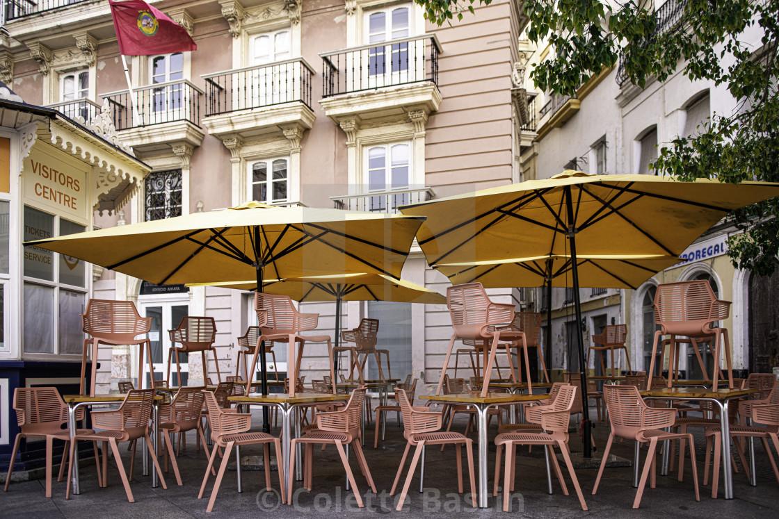 """""""Cadiz Bar"""" stock image"""