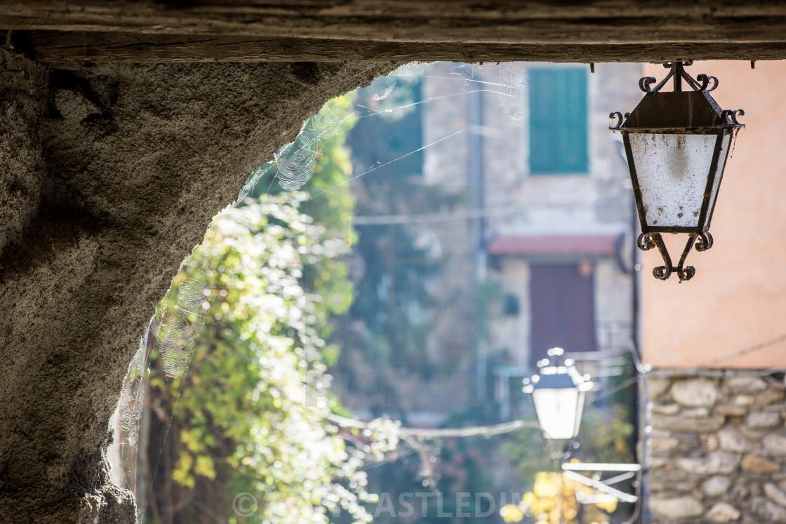 """Montalto Archway"" stock image"