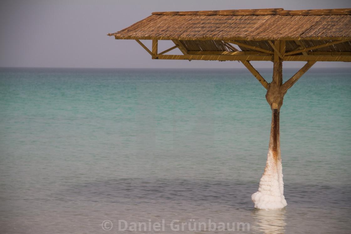 """""""Dead sea"""" stock image"""