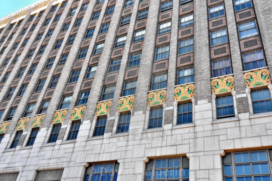 Art Deco Exterior