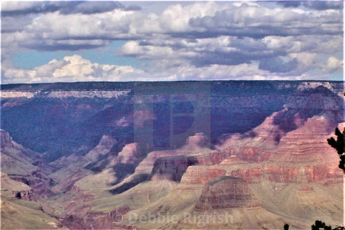 """""""Grand Canyon USA"""" stock image"""