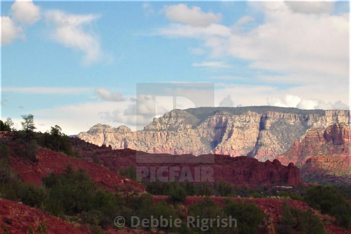 """Red Rock State Park Arizona"" stock image"