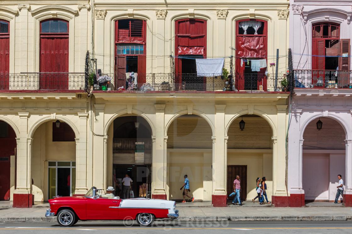 """La Havana, Cuba"" stock image"