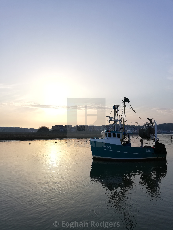 """Going Fishing"" stock image"