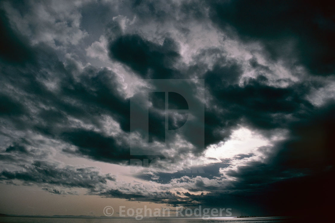 """""""Weather front"""" stock image"""
