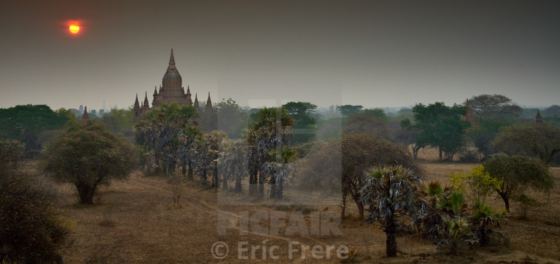 """Old Bagan"" stock image"