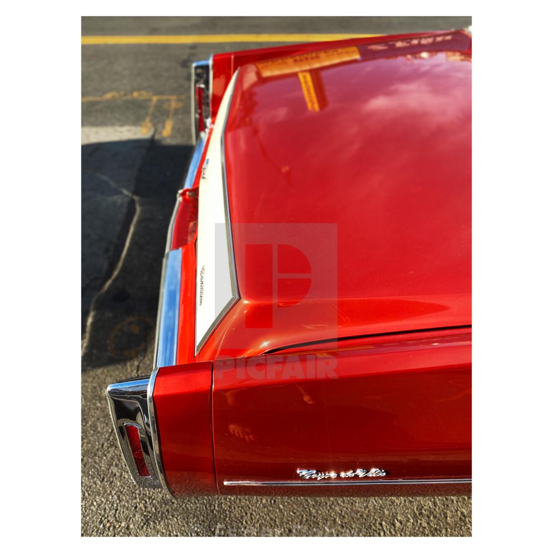 """Cadillac Coup de Ville 2020. 5/5"" stock image"
