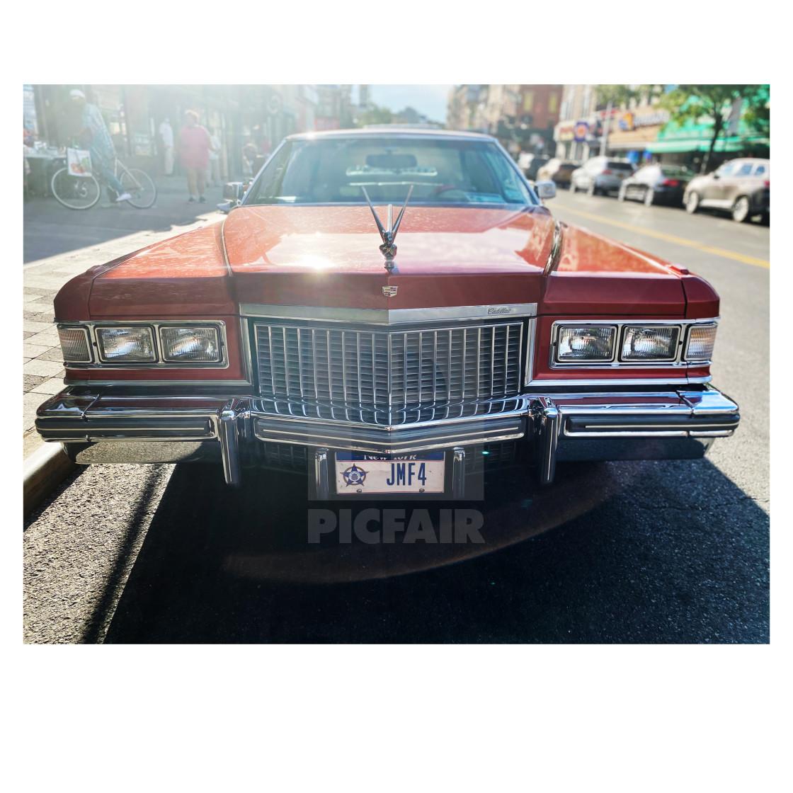 """Cadillac Coup de Ville 2020. 3/5"" stock image"
