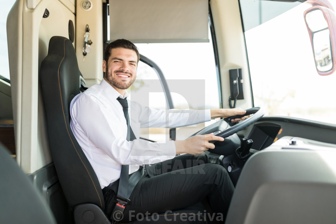 """I've Been Doing This Driving Thing For Years"" stock image"