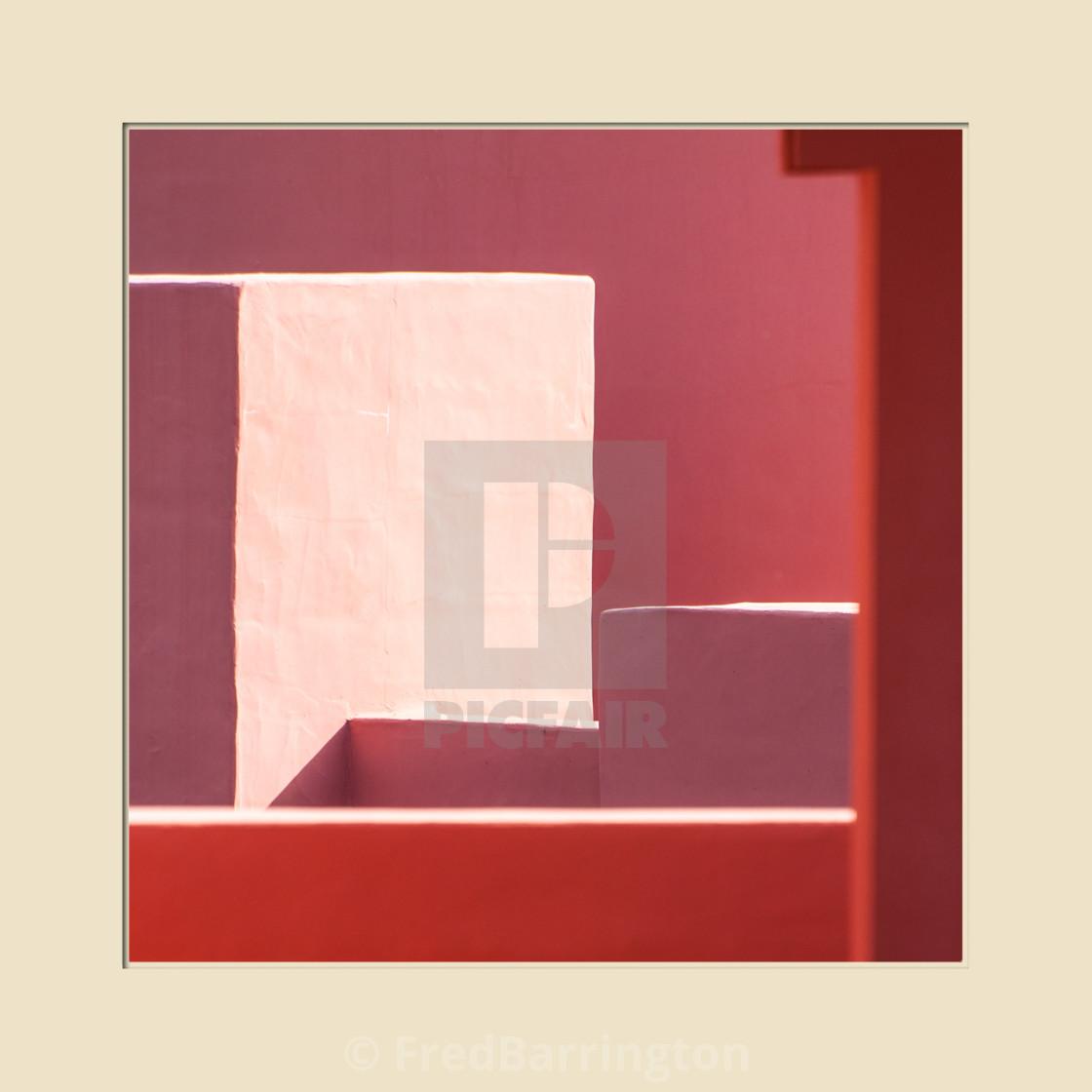 """""""Hotel Abama Detail"""" stock image"""