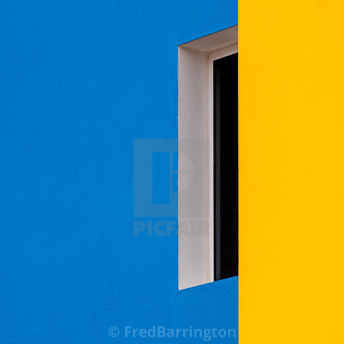 """Window in Colours"" stock image"