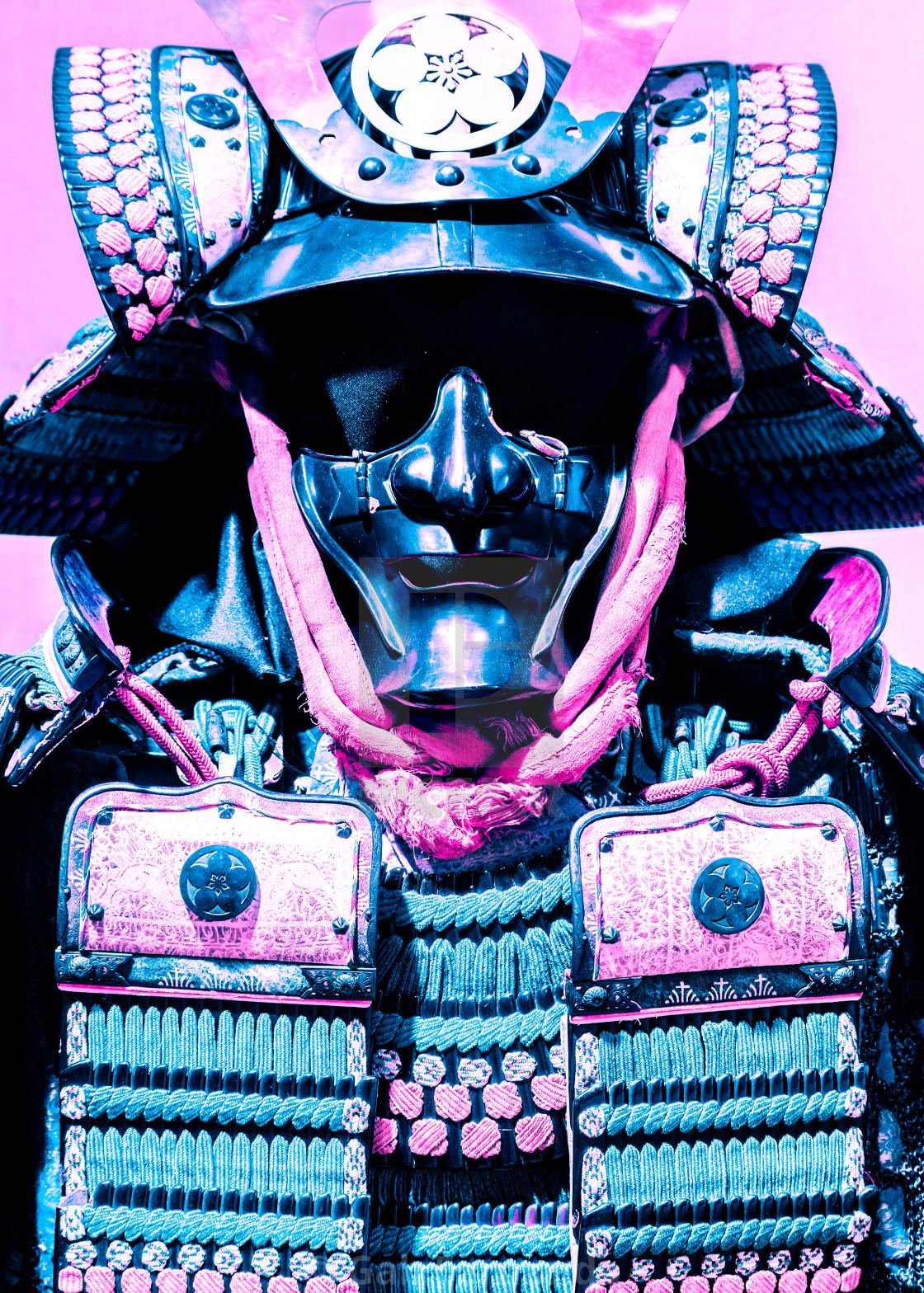 """Samurai Armor"" stock image"