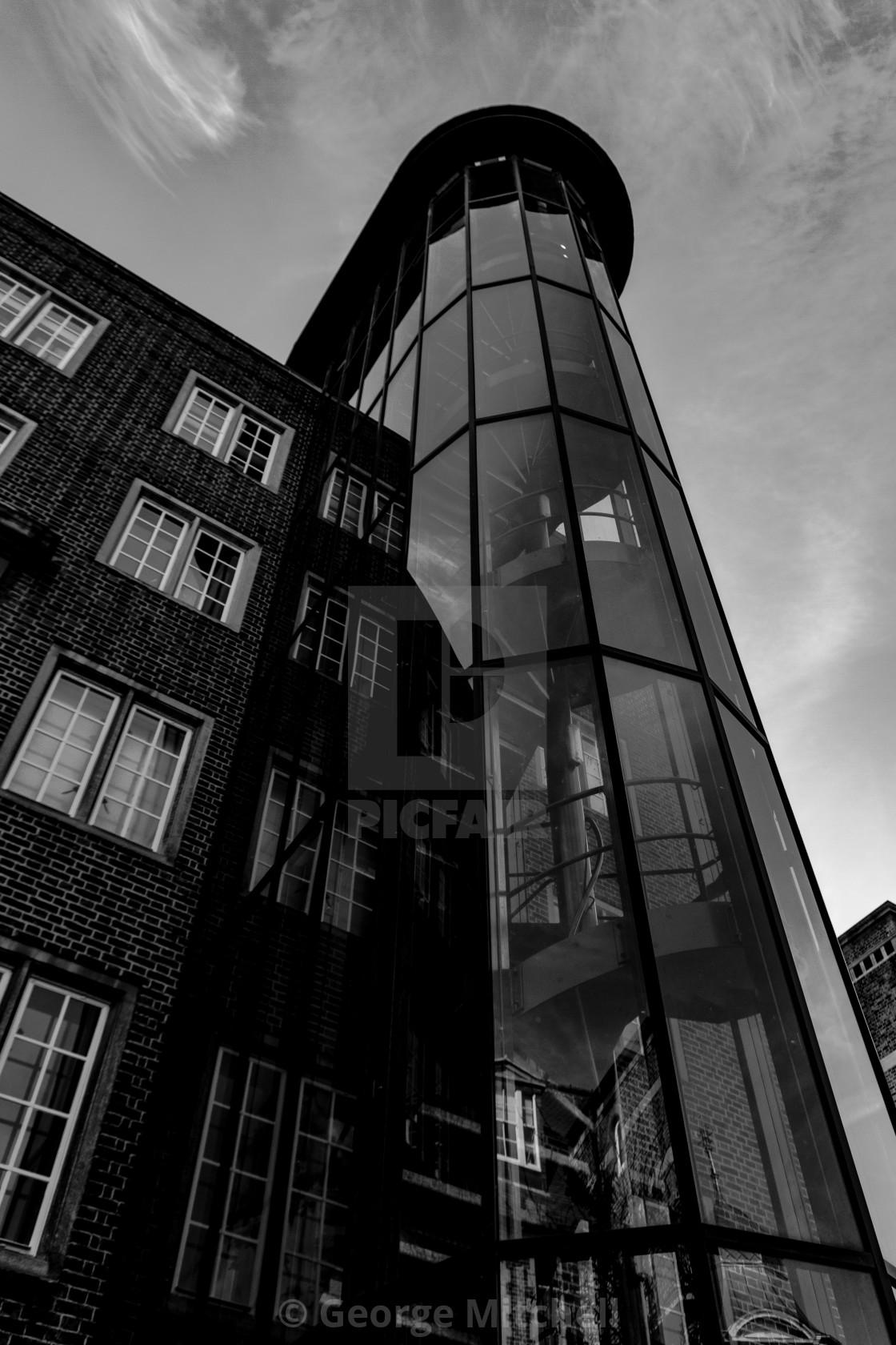"""Cambridge Architecture"" stock image"