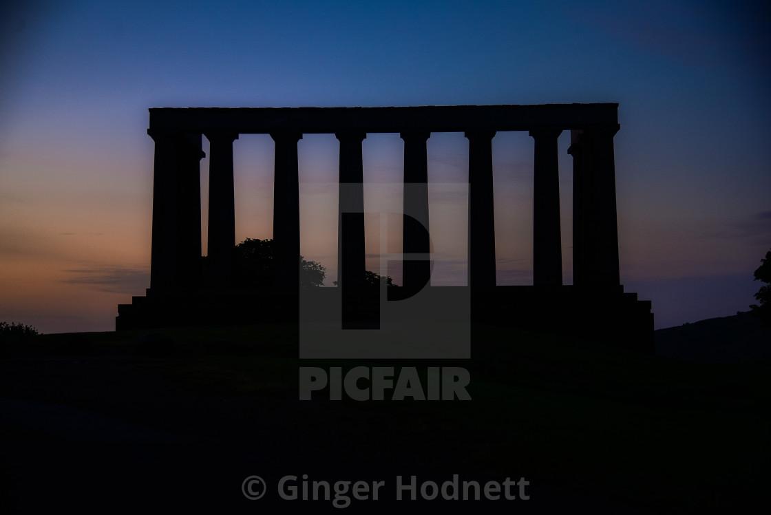 """Monument"" stock image"