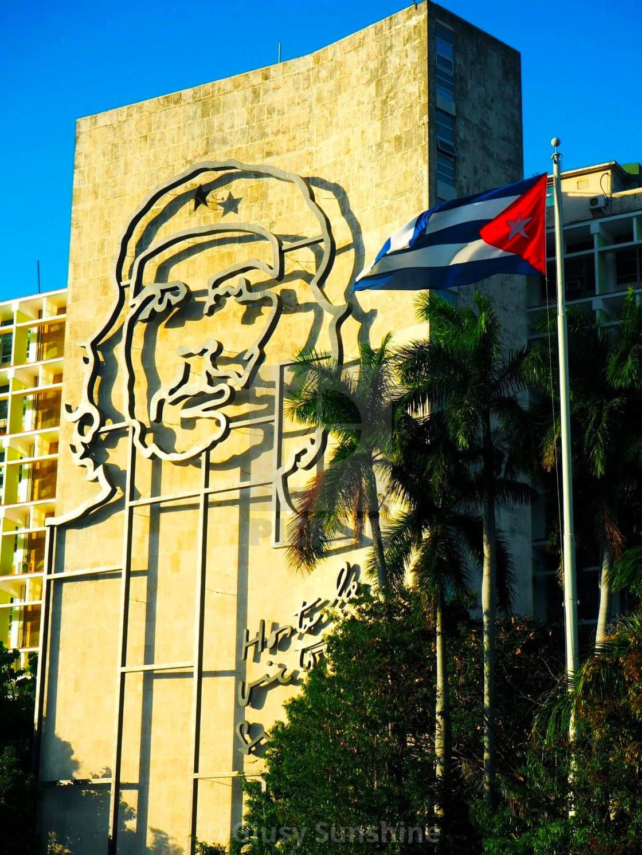 """Che Guevara"" stock image"