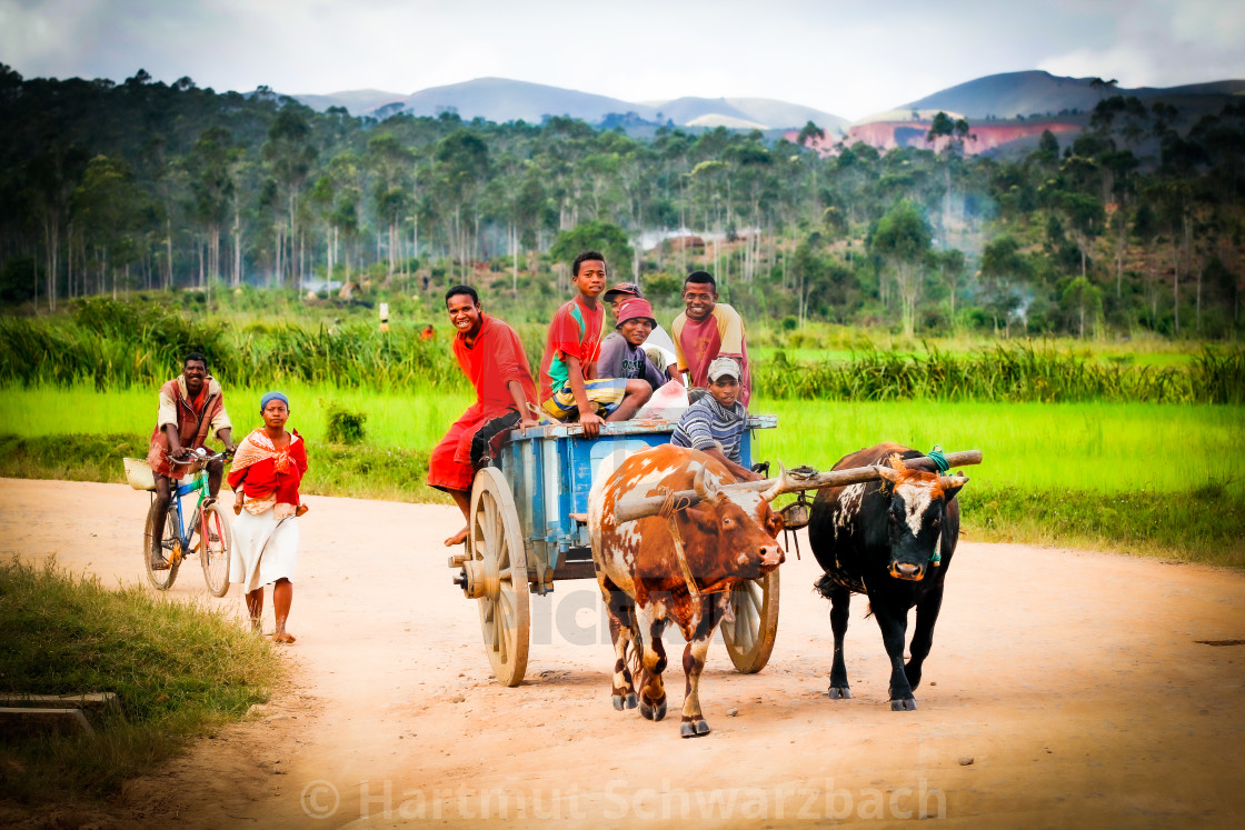 Transport in Madagascar