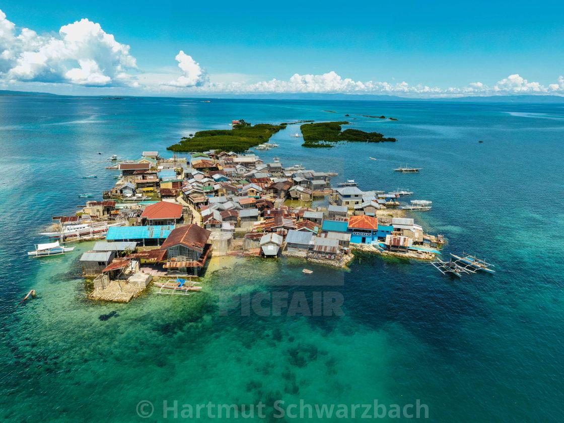 """""""Ubay Island"""" stock image"""