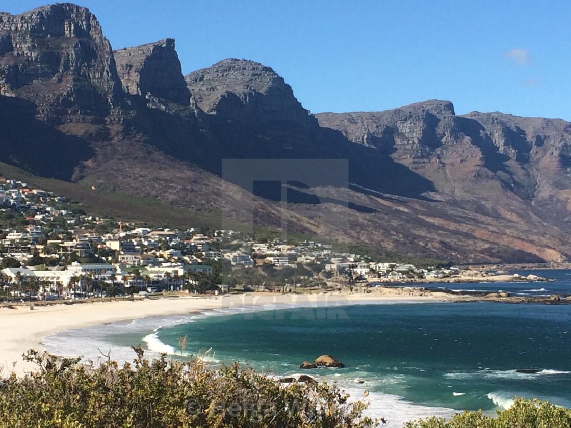 """""""Cape Town vistas"""" stock image"""