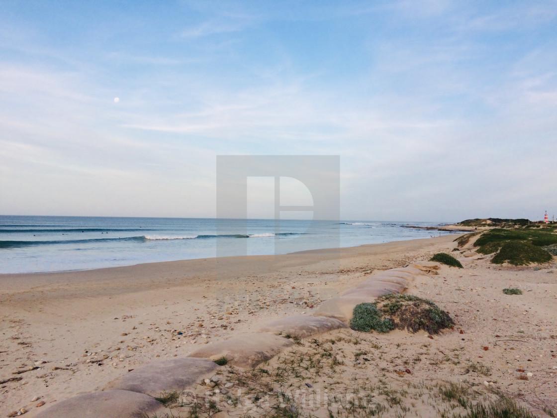 """Sandy Beach"" stock image"