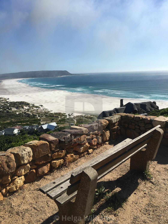 """Noordhoek Beach, Cape Town"" stock image"