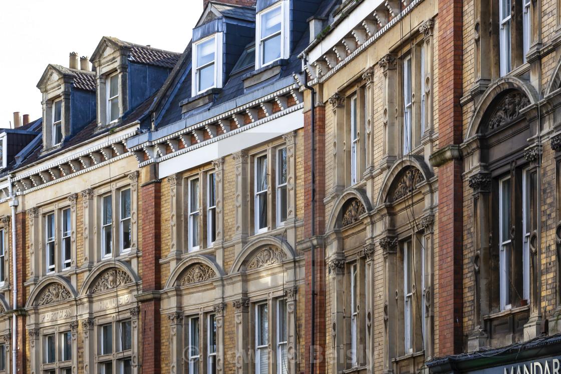"""Cliton's Regent Street"" stock image"