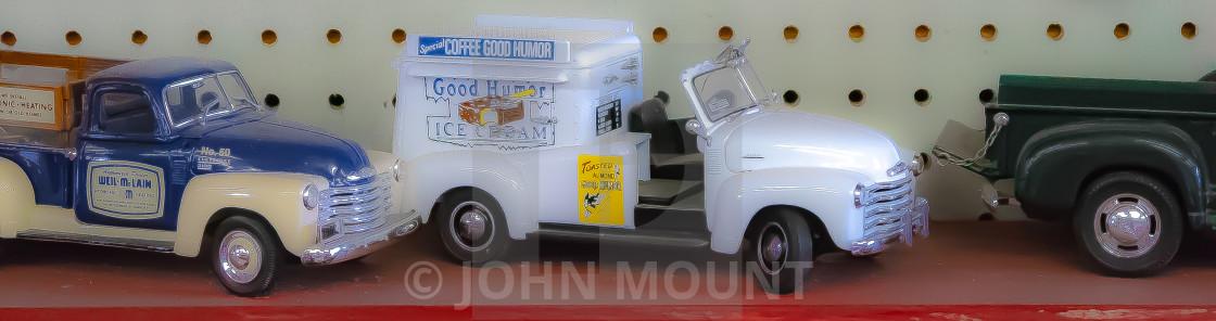 """Good Humor Truck"" stock image"