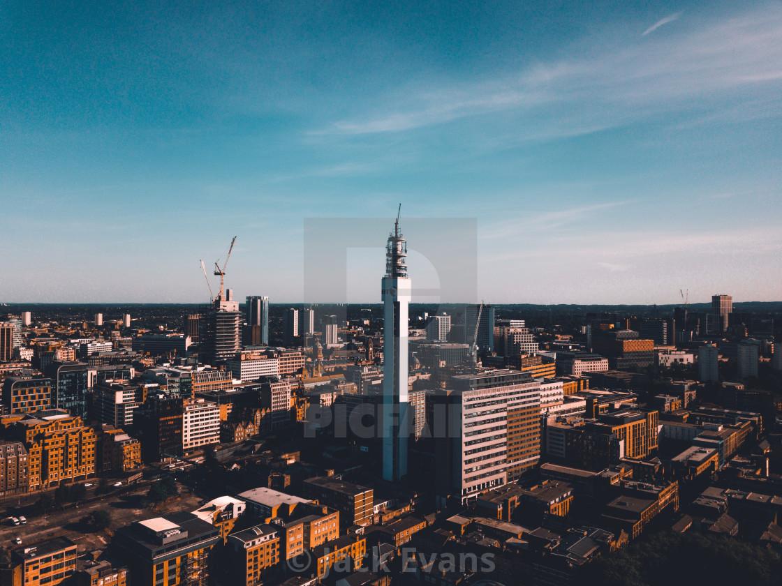 """""""Skyline"""" stock image"""