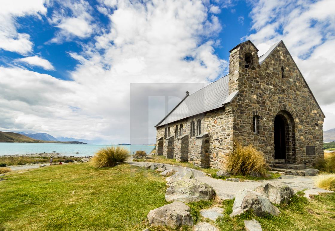 """Church of the Good Shepherd"" stock image"