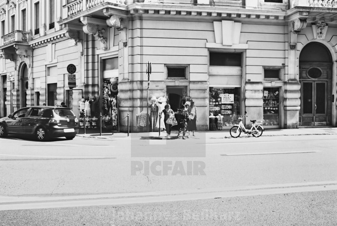 """Trieste, Italy"" stock image"