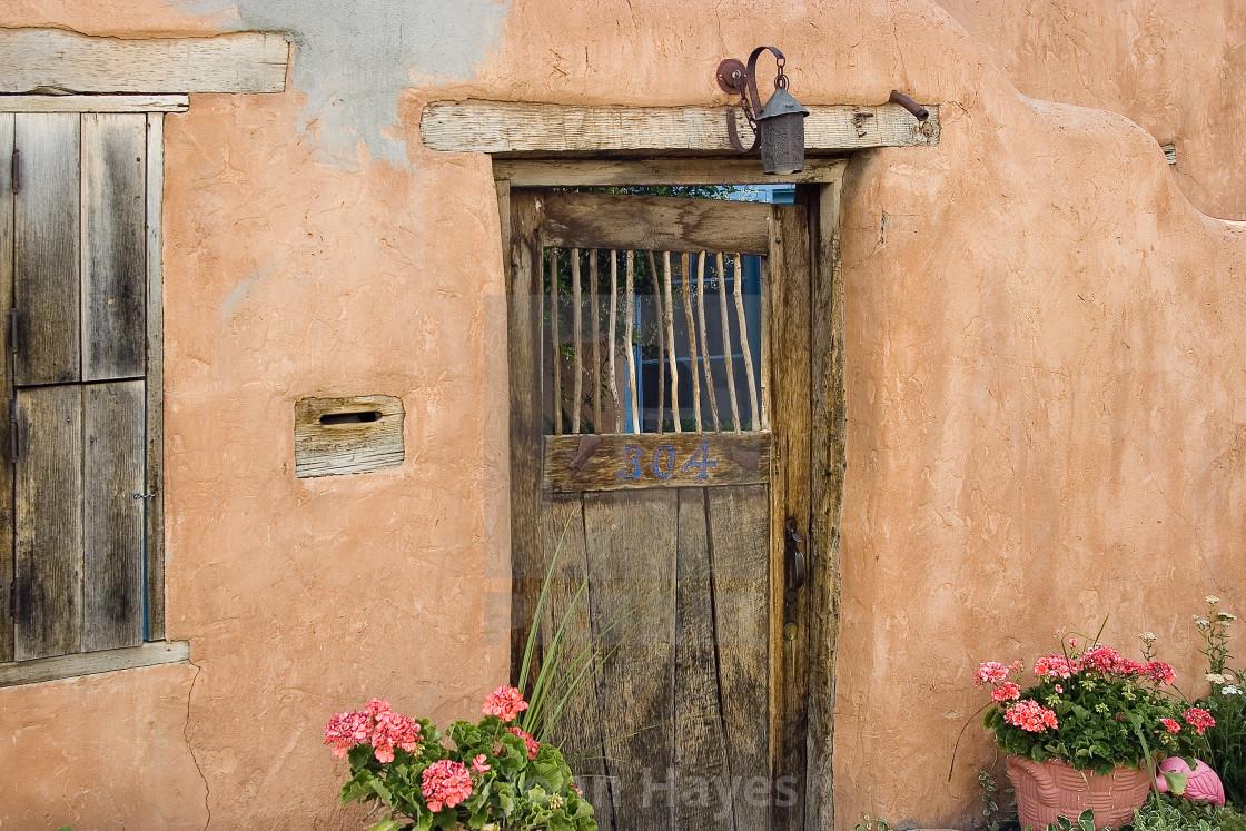 Door, Santa Fe