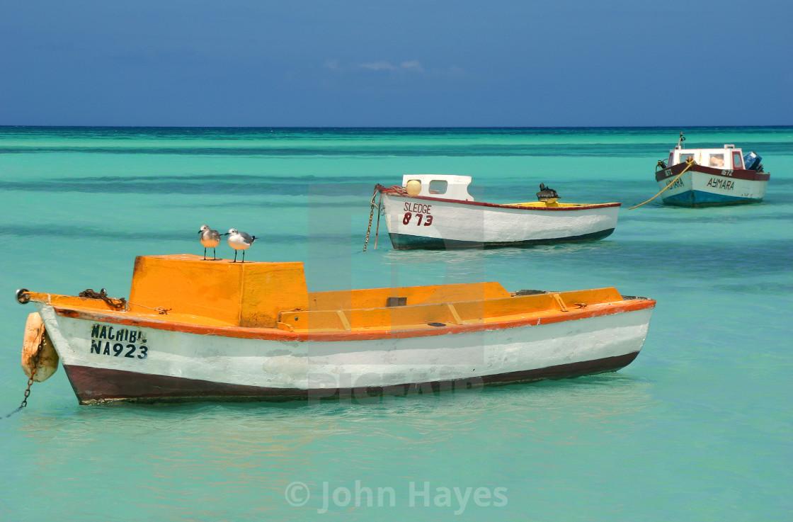 Boats, Aruba