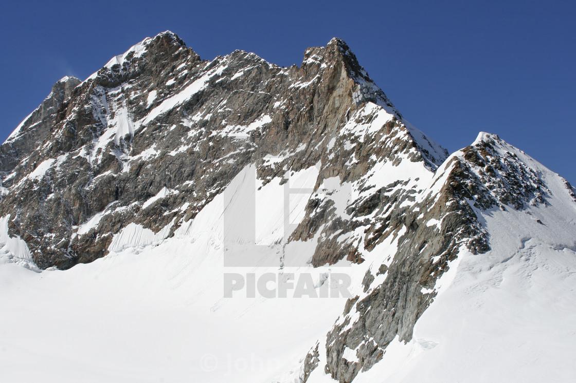 Jungfrau Mountain Summit, Switzerland