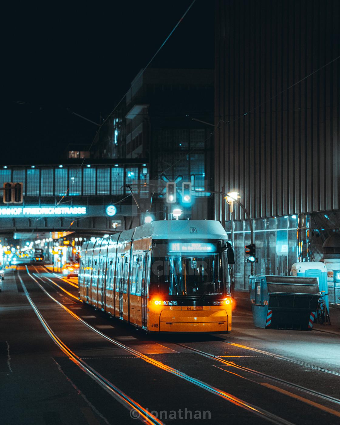 """Tram"" stock image"