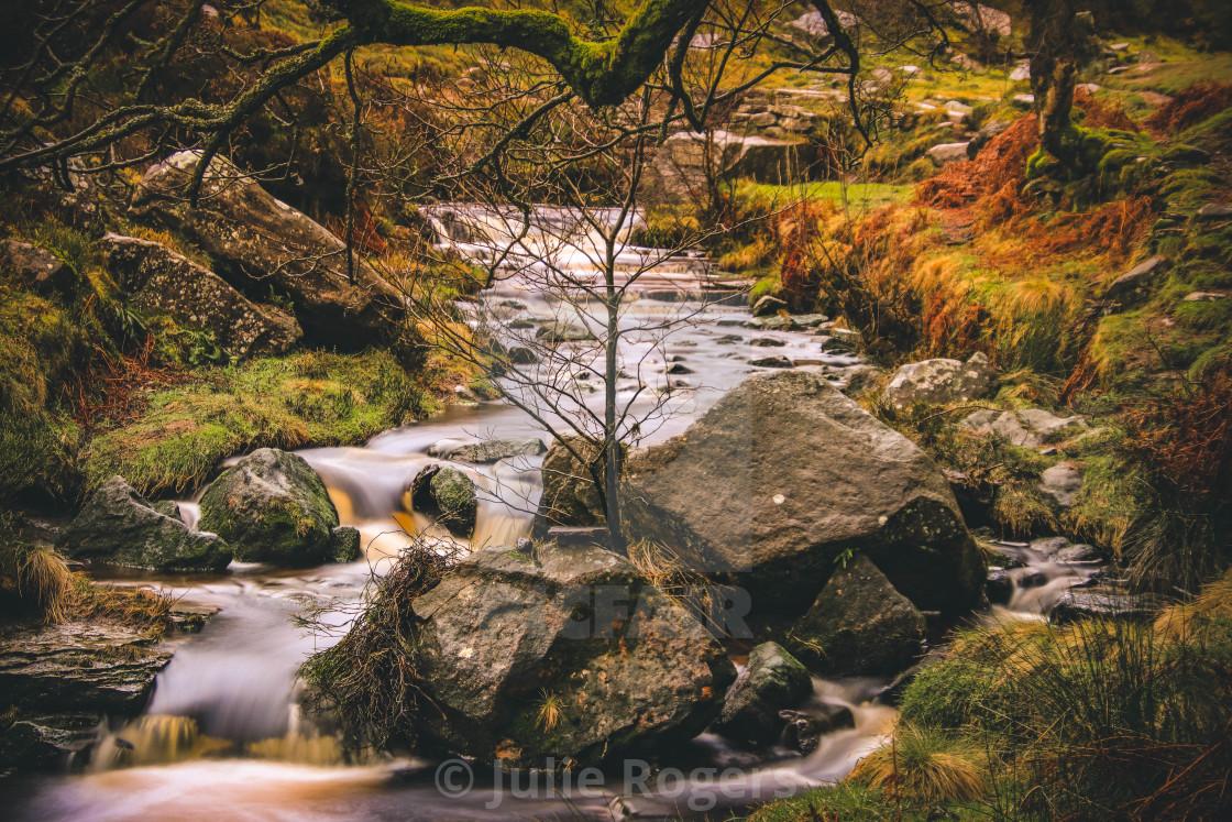 """Bronte Falls"" stock image"