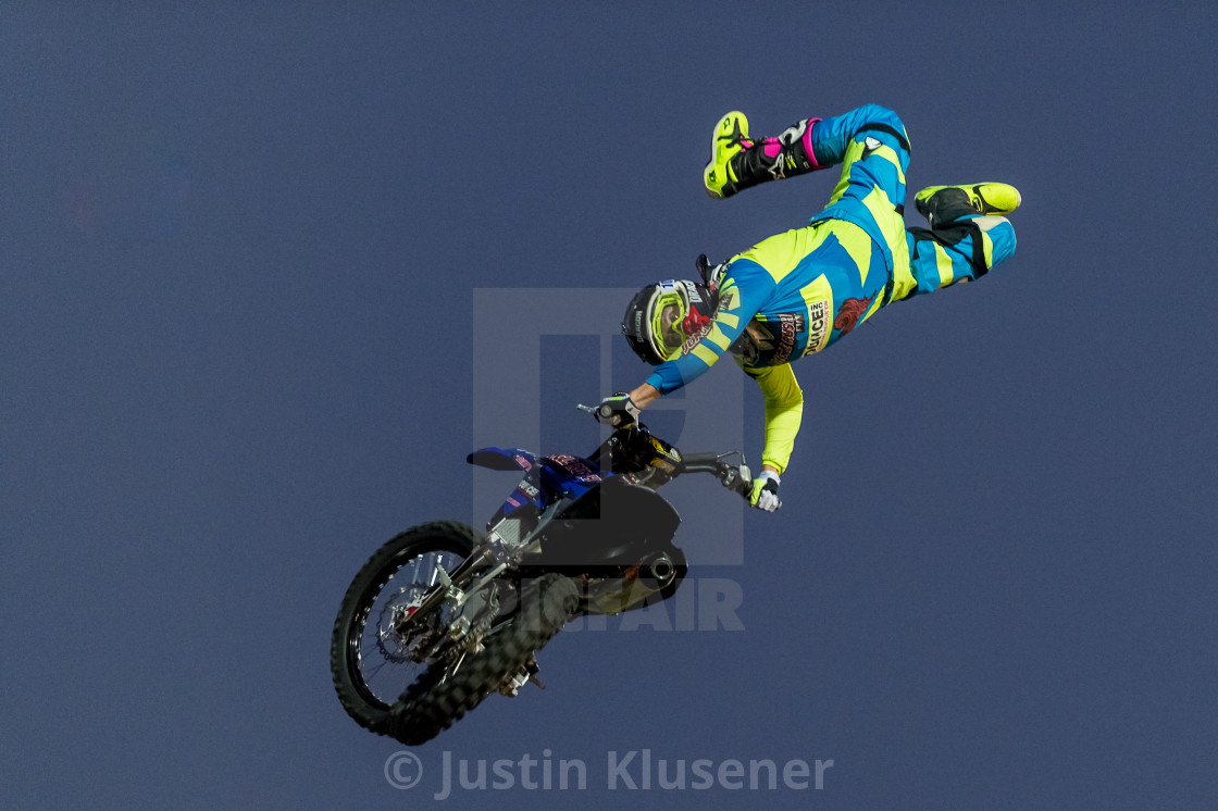 """FMX Jump"" stock image"