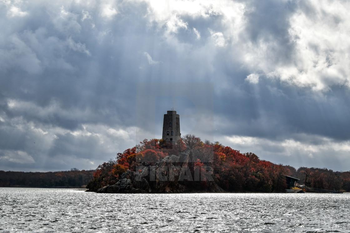 """Tucker Tower"" stock image"