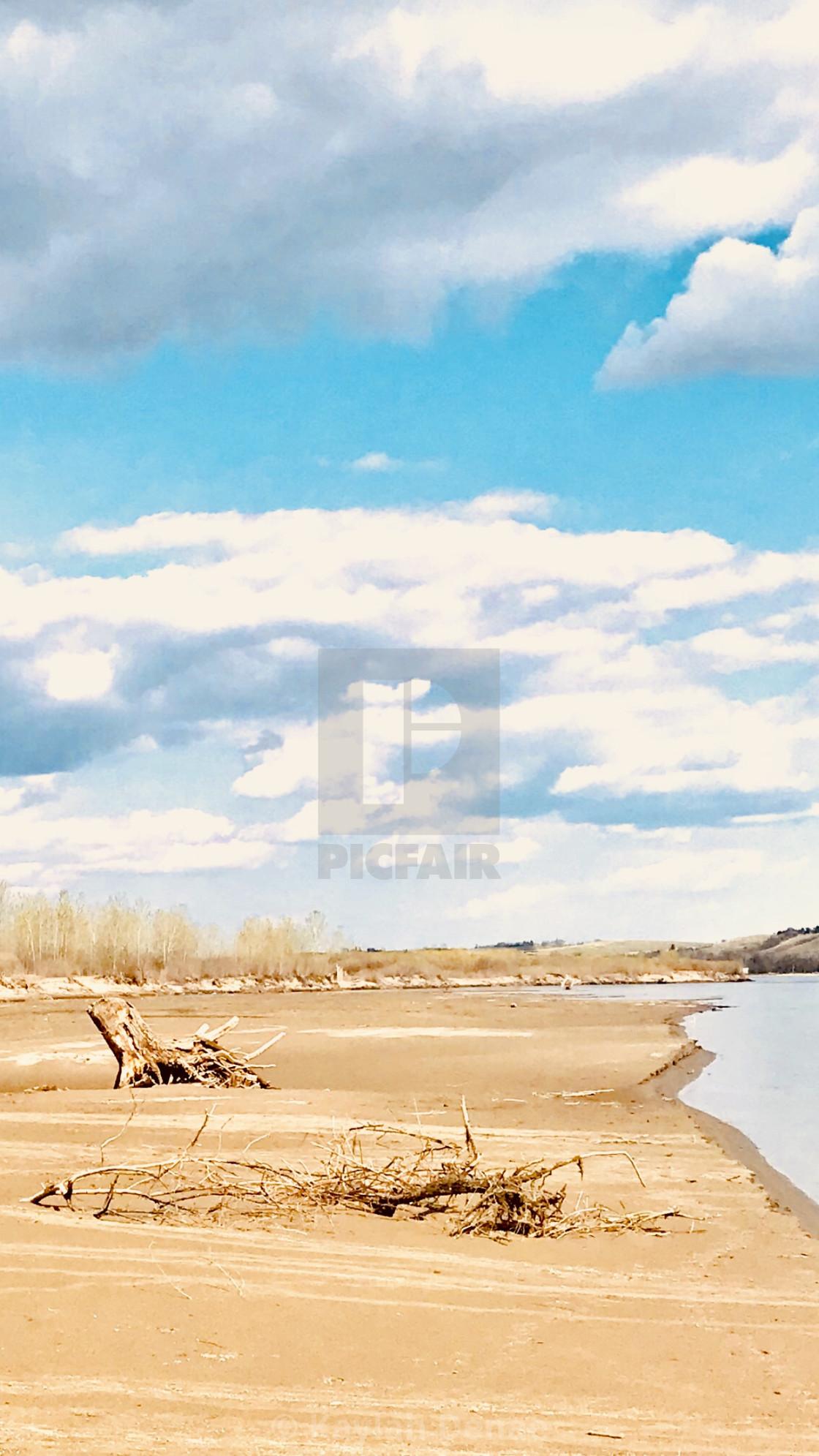 """Beach 🏝"" stock image"