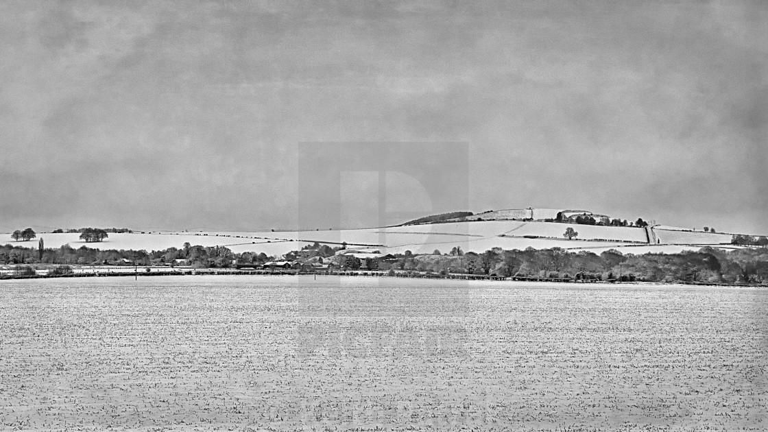 Etchilhampton Hill - Devizes, Wiltshire, England
