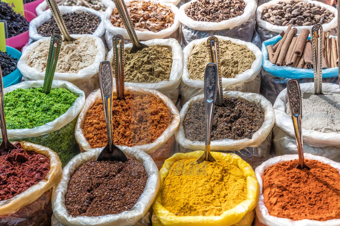 """Spice!"" stock image"