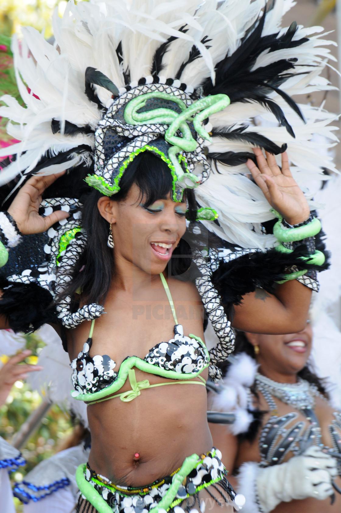 """Mardi Gras . New Orleans"" stock image"