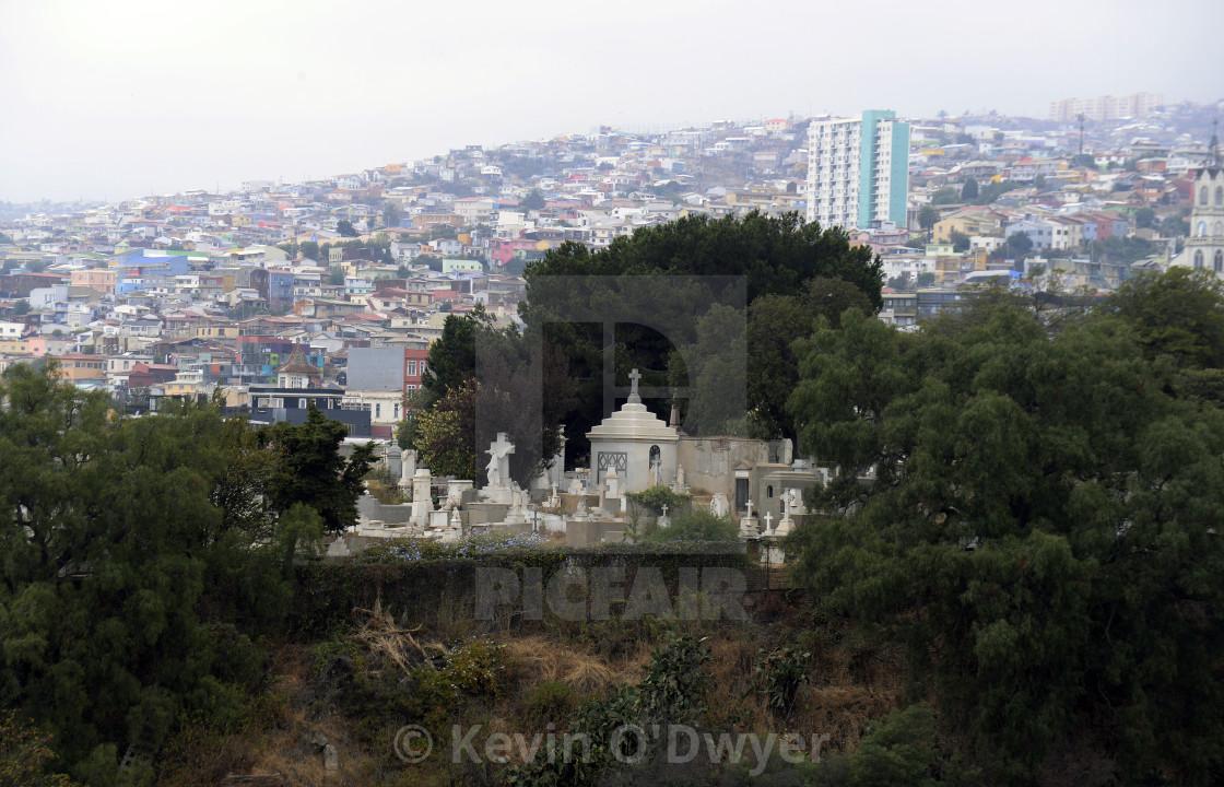"""""""Valparaíso"""" stock image"""