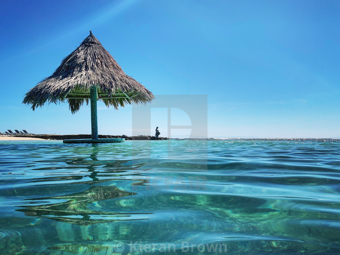 """Serene Mexico"" stock image"