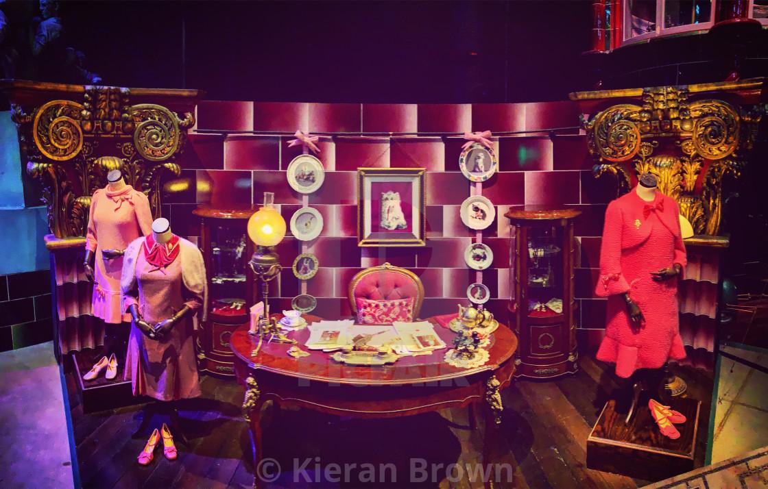"""""""Umbridge's Office"""" stock image"""