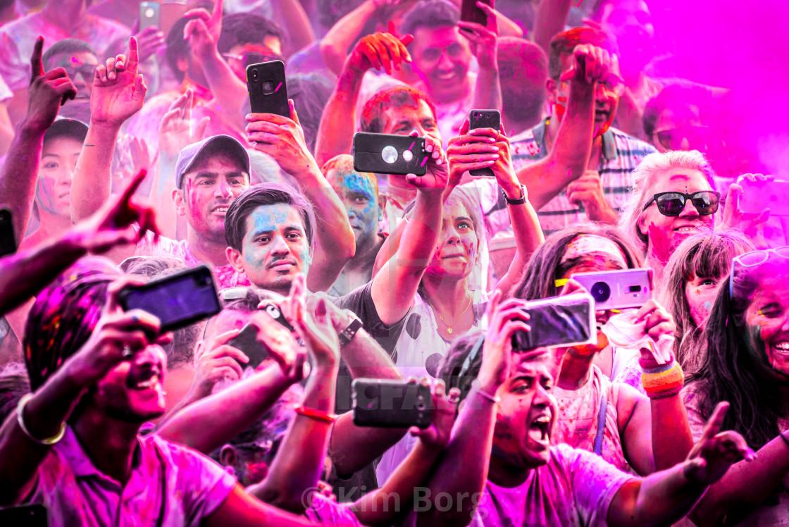 """Music Selfies"" stock image"
