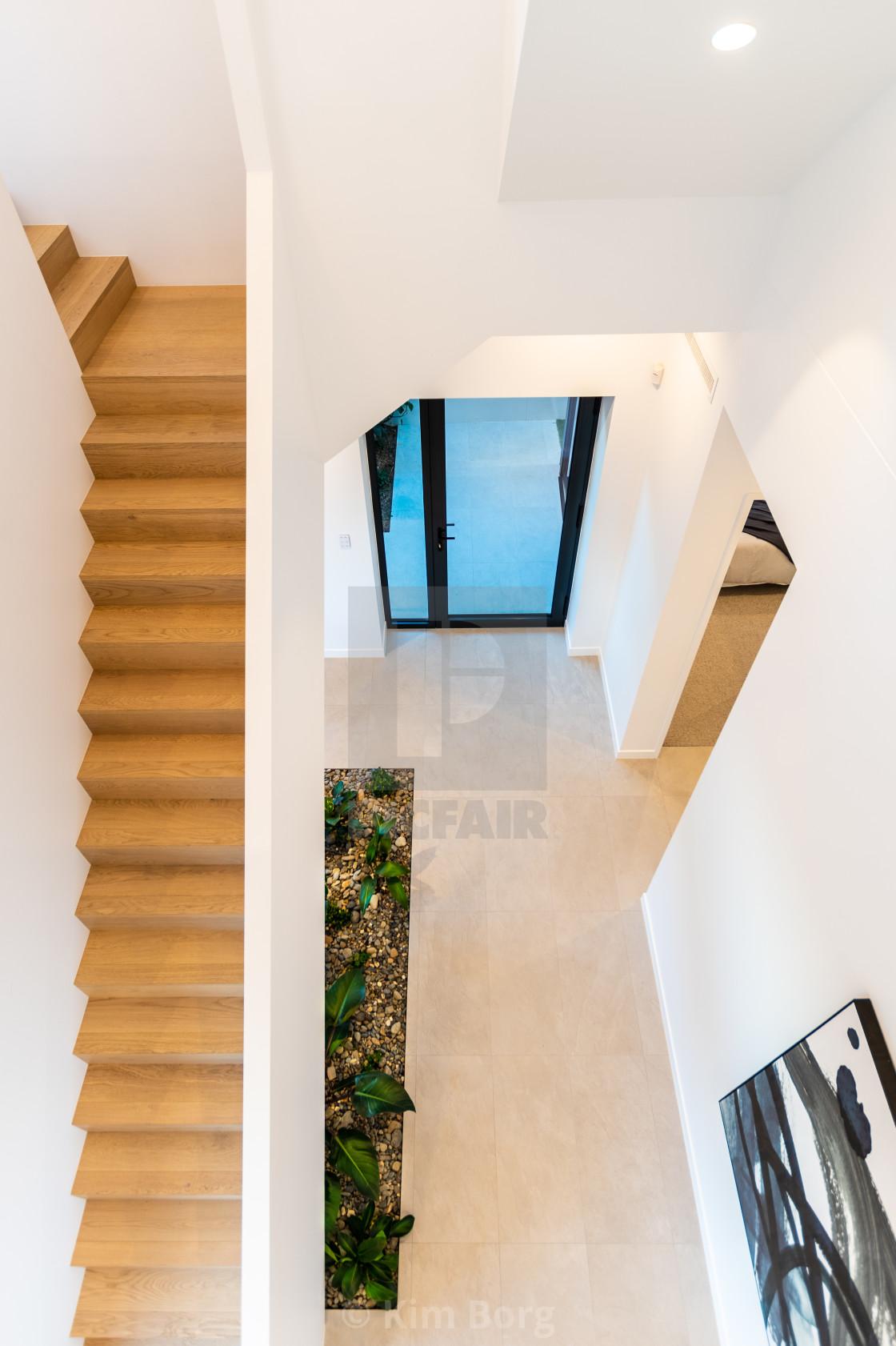 """Luxury Home Internal Decor"" stock image"