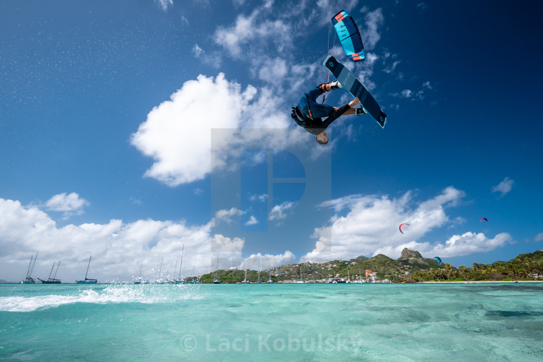 """Aaron kite"" stock image"